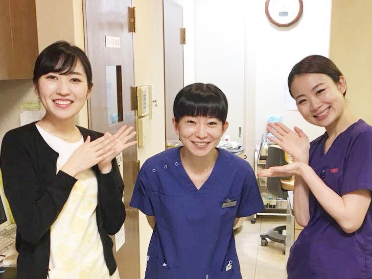 麹町歯科医院スタッフ